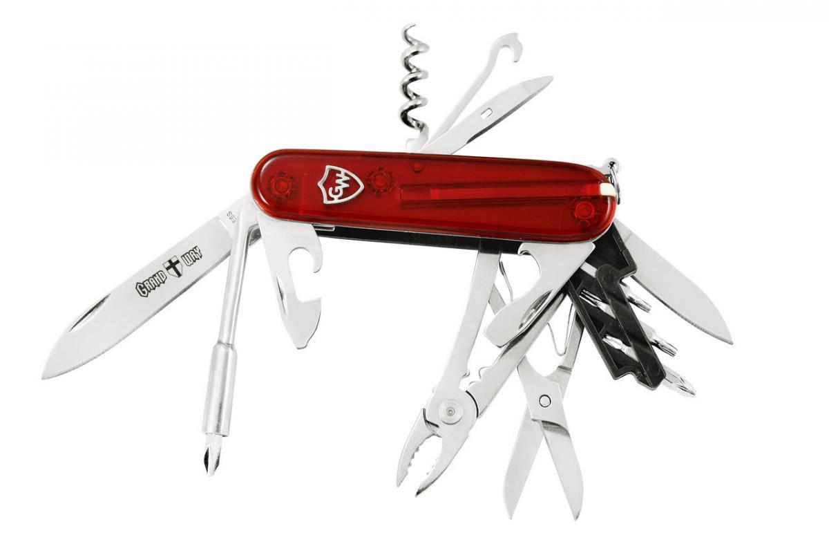 Нож многофункциональный 16 в 1 (1)