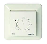 Терморегулятор для теплого пола Devireg 532 +5…+35 °C DEVI
