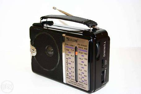 Радиоприемник GOLON RX-606AC, фото 2