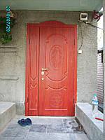 Дверь сварная
