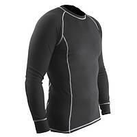 Roleff RO 200 Men Shirt Black, S Термобелье реглан мужской, фото 1