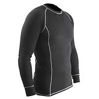 Roleff RO 200 Men Shirt Black, S Термобелье реглан мужской