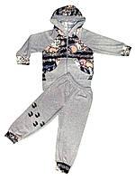 Велюровый спортивный костюм Овечки