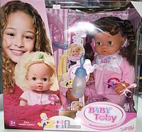 Кукла-пупсик Baby Born девочка Baby Toby 4