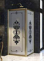 Распашная дверь 100 см Huppe Enjoy Victorian EV0202