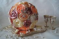 Брошь букет невесты, фото 1
