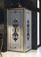 Распашная дверь 90 см Huppe Enjoy Victorian EV0201