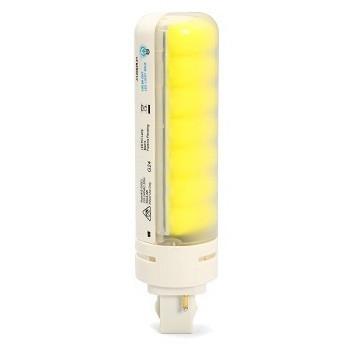 LED лампа PLC Lamp 7,5W (700Lm) холодный  (6000K) G24D-2P,220V поворотная Viribright