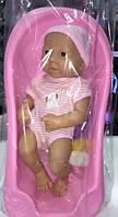 Кукла-пупс в ванной 1