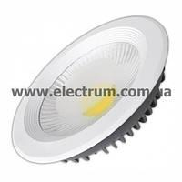 Светильник светодиодный Electrum 20W (2000Lm)Oscar-20 3000K - B-LD-1163