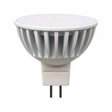 LED лампа MR16(GU5,3) 5W(420Lm) 4000К LR-12 Electrum алюм. корп. 220VAC