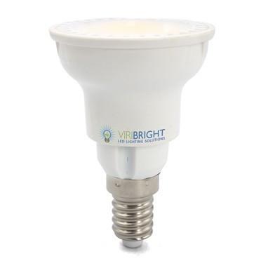 LED лампа E-14 диммируемая 4.5W(270Lm) 6000К PAR-16, 220V Viribright (Вирибрайт)