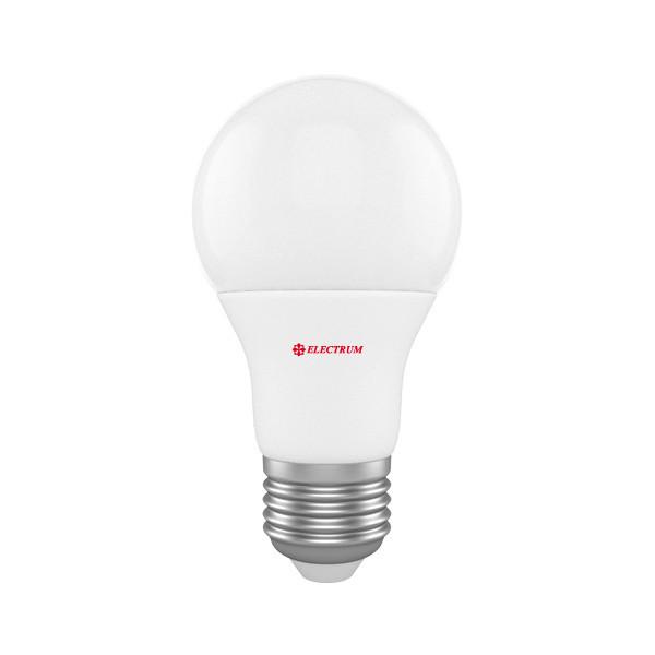 LED лампа E27 7W 4000K (630 lm) Electrum стандартная LS-8 алюпл. корп. A-LS-1147