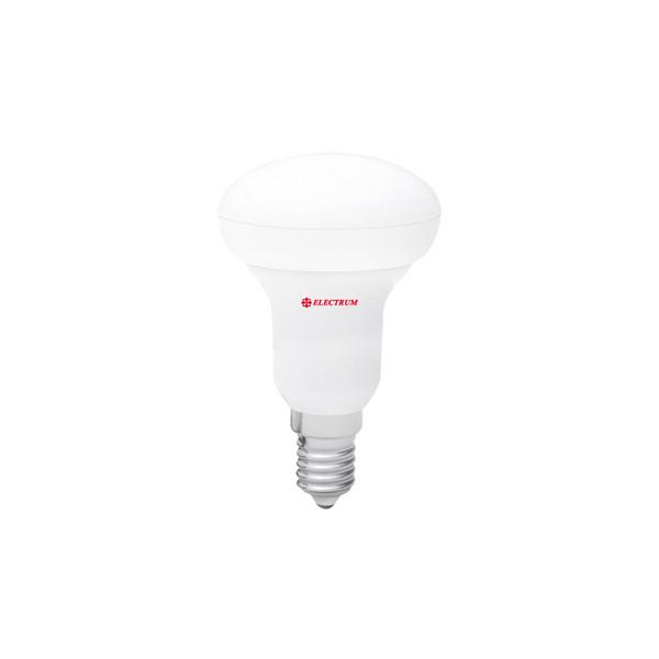 LED лампа E14 Electrum R50 5W(360Lm) 4000K PA LR-6  алюпласт. корпус A-LR-1798