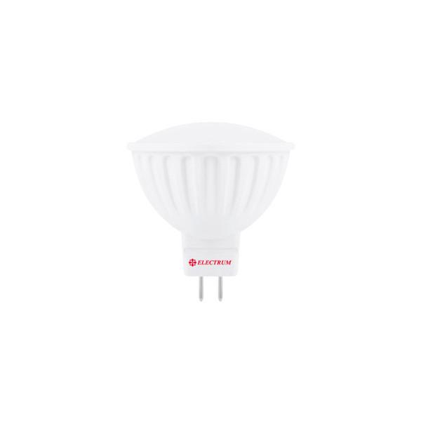 LED лампа MR16 (GU5,3) 3W(250Lm) 4000К  P LR-18 Electrum пластиковый корп. 220VAC
