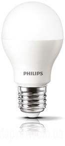 LED лампа PHILIPS A55 10,5-85W(900lm) 6500K 220V E27 AL