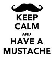 Mustache party Усатая вечеринка
