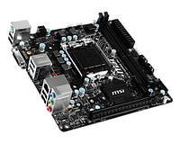 Материнская плата MSI B150I_GAMING_PRO s1151 B150 2DDR4 HDMI-DVI mITX, B150I_GAMING_PRO