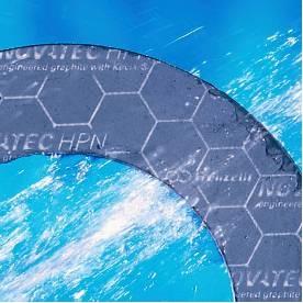 NOVATEC. Комбінація графіту і кевлара