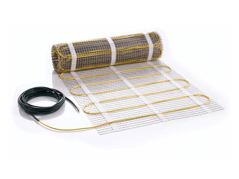 Мат нагревательный для теплого пола Veria Quickmat  1.0 м.кв.