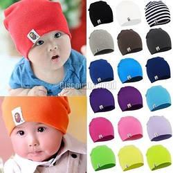 Трикотажные шапочки  Bape  детские  от 1 месяца и  до 4-х лет микс цветов