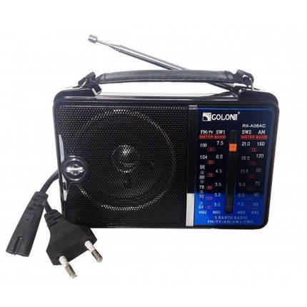 Радиоприемник RX-A06AC, фото 2