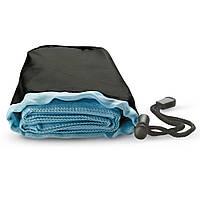 Салфетка-полотенце из полиэстера для дома, отдыха и спорта в нейлоновом мешочке