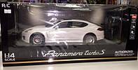 Машина Porsche Panamera turbo на радиоуправлении new