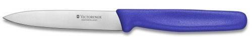 Синий кухонный нож для нарезки фруктов и овощей Victorinox 50702