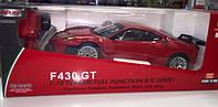Гоночная машина на радиоуправлении Ferrari F 430 GT  new, фото 1