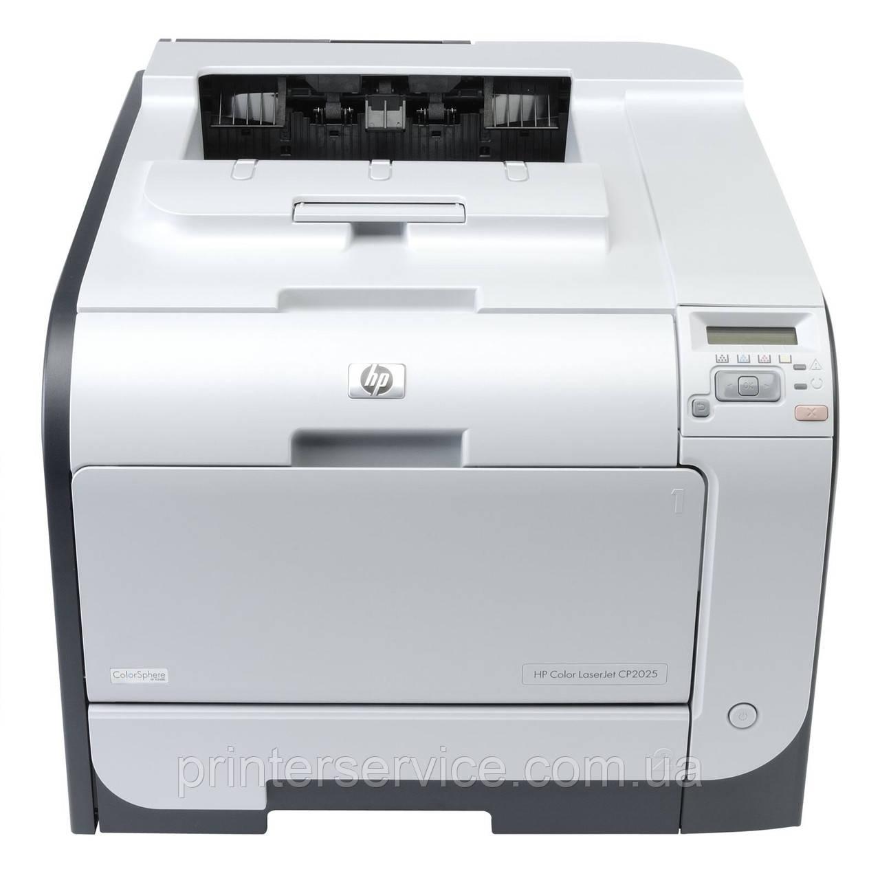 БУ цветной лазерный принтер HP color laserjet CP2025dn формата А4