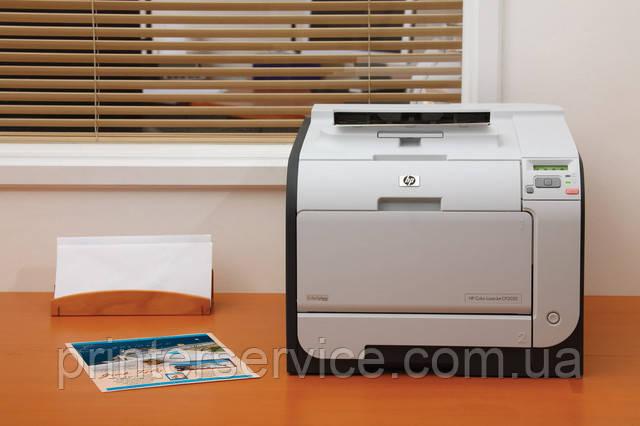 Hp Color LaserJet cp2025dn, бу цветной лазерный принтер формата А4