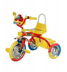 Детские велосипеды 3-х колесные