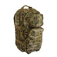 Рюкзак военный тактический, мультикам 20 литров