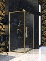 Распашная дверь с неподвижным сегментом 90 см Huppe Enjoy Victorian EV0301