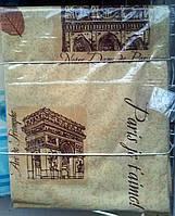 Постельный комплект бязь Париж