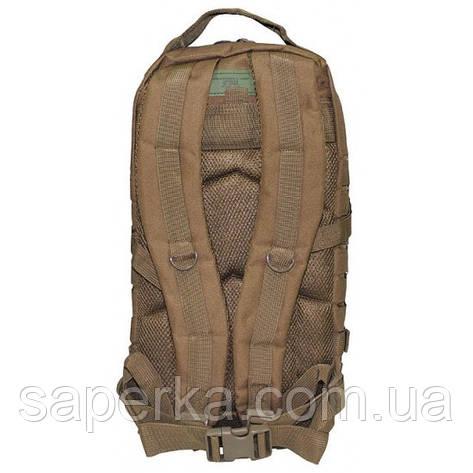 Военный тактический рюкзак, кайот 20 литров , фото 2