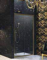Односекционная раздвижная дверь с неподвижным сегментом 120 см Huppe Enjoy Victorian EV0502 (крепление справа)
