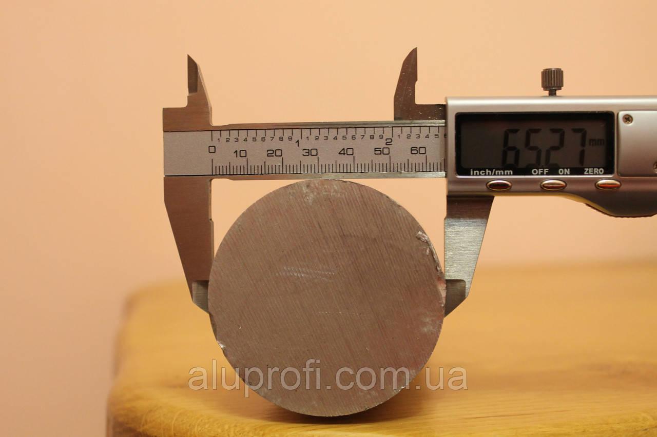 Круг алюминиевый  ф65мм AW-2024 Т351 (Д16Т)