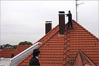 Заказать ремонт каминов и печей в Запорожье и области и печей от сажи