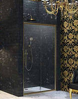 Односекционная раздвижная дверь с неподвижным сегментом 100 см Huppe Enjoy Victorian EV0501 (крепление справа)