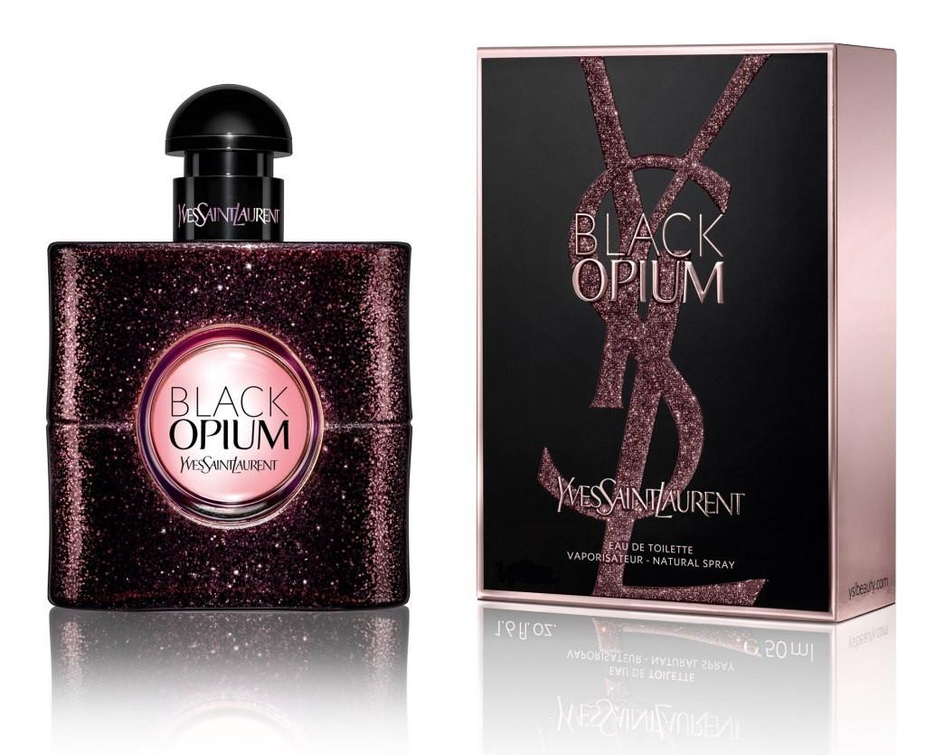 Yves Saint Laurent Black Opium туалетная вода 90 ml. (Ив Сен Лоран Блек Опиум)