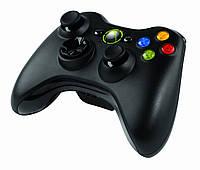 Геймпад Microsoft Xbox 360 Controller Black (Vibration Feedback - вибрационный обратная связь, 4 цифровые кноп