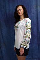 Женская вышиванка ручной работы 053, фото 1
