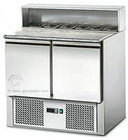 Холодильный стол для пиццы салат-бар GGM SAS97G