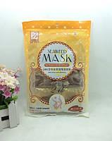 Сухая Альгинатная маска 100% коллаген из морский водорослей + 24К золото - 1уп 10г. (Корея)