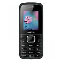 Кнопочный мобильный телефон BRAVIS BASE , 2 сми, FM радио, фото 1