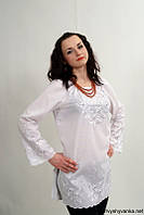Женская вышиванка ручной работы 047, фото 1