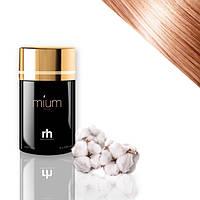 Mium пудра-увеличитель густоты волос на основе хлопковых микроволокон - Светло-коричневый  10гр.