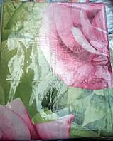 Постельный комплект бязь Розовая роза